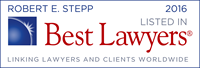 Best Lawyers - Bobby Stepp