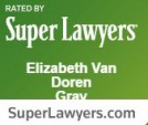 Super Lawyers - Betsy Gray