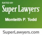 Super Lawyers - Monty Todd